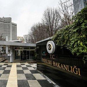 """DIŞİŞLERİ'NDEN KANADA'NIN """"TÜRKİYE"""" KARARINA TEPKİ"""