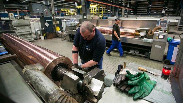 Almanya'nın fabrika siparişleri dördüncü ayında da artış kaydetti
