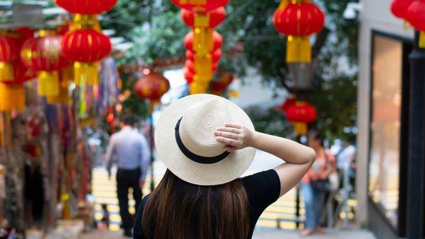 Çin koronavirüsü geride bıraktı, yarım milyar insan seyahat etti