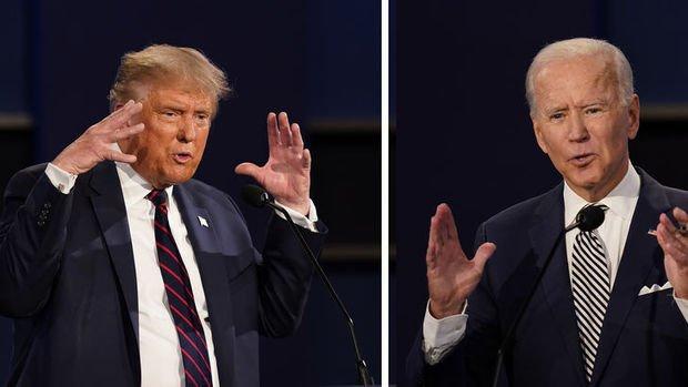 Trump, Biden ile 15 Ekim'deki canlı yayın tartışmasına katılacağını açıkladı