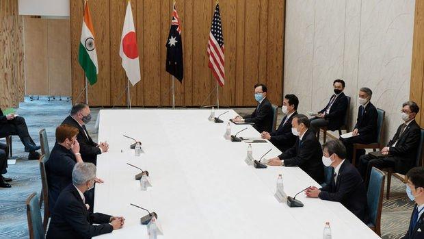 Tokyo'daki Quad zirvesinde 4 ülkeden iş birliğinin güçlendirilmesi vurgusu yapıldı