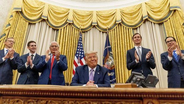 Trump sanal münazaraya katılmayacağını açıkladı