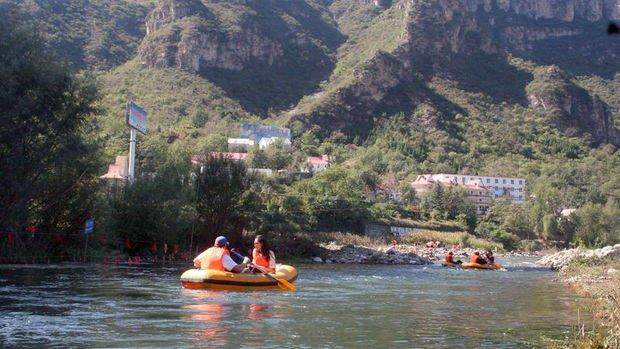 Çin'de 8 günlük ulusal tatilin ilk 7 gününde yerli turist sayısı 637 milyona çıktı