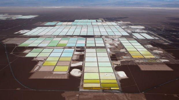 Lityum zengini Şili'den elektrikli araba üreticilerine mesaj