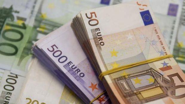 Euro fonlama faizi rekor düşük seviyeye indi