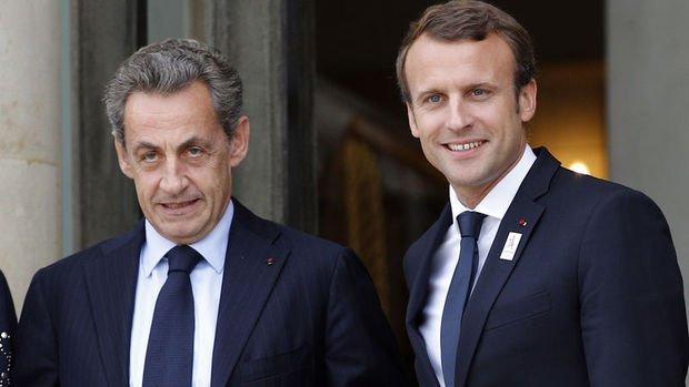 Le Monde: Seçim yaklaşırken Macron ile Sarkozy arasındaki ilişki gerginleşiyor