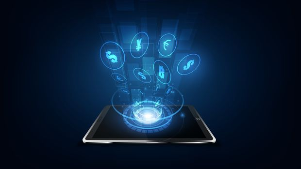 Çin halka 1.5 milyon dolar dijital para dağıttı