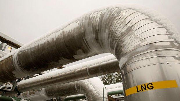 Katar 2027 itibarıyla yıllık 126 milyon ton LNG üretmeyi ...