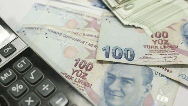 Özel sektörün yurt dışı kredi borcu Ağustos'ta azaldı