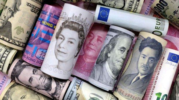 Merkez'in brüt döviz rezervleri 291 milyon dolar azaldı