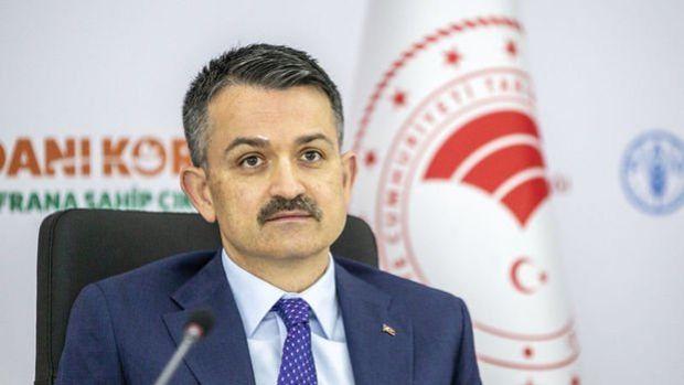 Bakan Pakdemirli: Türkiye'de 19 milyon ton gıda israf ediliyor