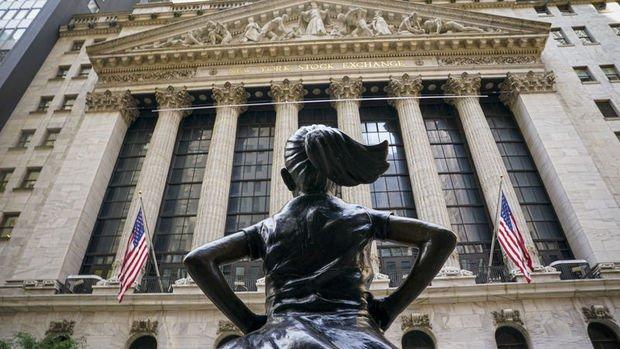 ABD'de endeksler destek paketinin ve makroekonomik verile...