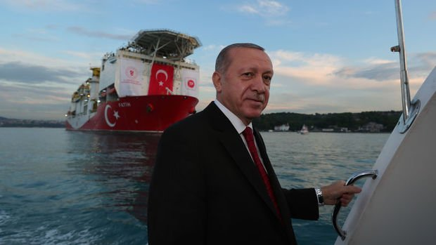 Cumhurbaşkanı Erdoğan: Ek doğalgaz rezervi 85 milyar metreküp