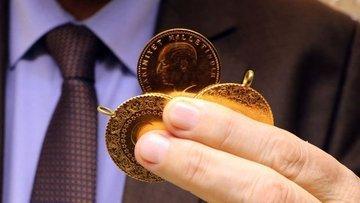 Gram altın hafif artışla 483 lira seviyelerinde işlem gör...