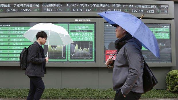 Asya borsaları: Hisse senetleri teşvik umutlarından destek buldu