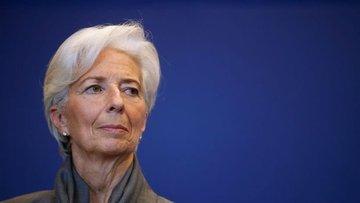Lagarde: Virüs vakalarındaki artış ekonomi için açık bir ...