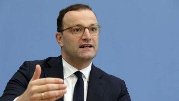 Almanya Sağlık Bakanı Spahn, Kovid-19'a yakalandı