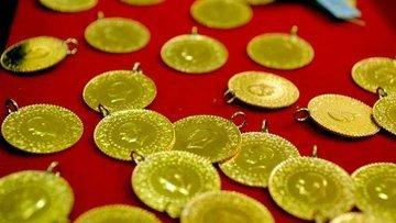 Gram altın hafif düşüşle 481 lira seviyelerinde işlem gör...