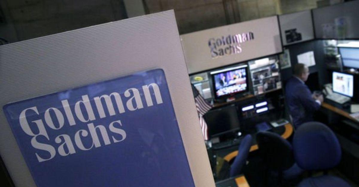 """Goldman Sachs """"1MDB"""" yolsuzluğu soruşturmaları için 2,9 milyar dolar ödeyecek"""