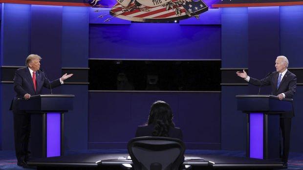 ABD'de başkan adayları ikinci kez canlı yayında karşı karşıya geldi
