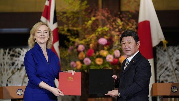 İngiltere ile Japonya, Brexit sonrası ilk ticaret anlaşma...