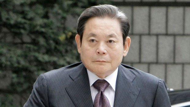 Samsung Yönetim Kurulu Başkanı Lee Kun-Hee yaşamını yitirdi