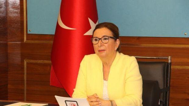 Bakan Pekcan: Lojistik merkezleriyle Türk ürünleri yeni pazarlara daha kolay ulaşabilecek