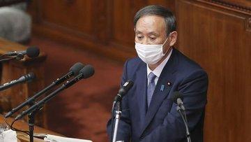 "Japonya ""sıfır karbon"" hedefi koydu"