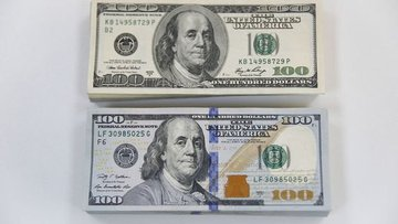 Dolar göstergesi bir haftanın en güçlü yükselişini gerçek...