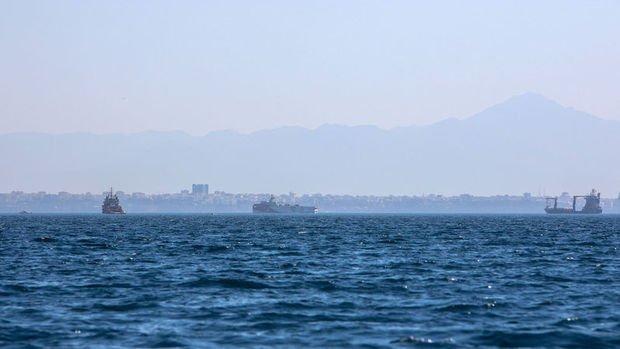 Akdeniz'de karşılıklı NAVTEX iptalleri