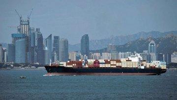 Çin'in ABD ithalatı artıyor