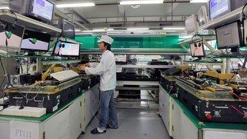 Çin'de sanayi kârı artışı yavaşladı