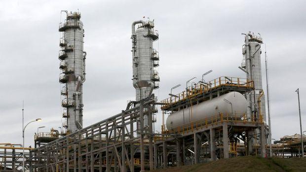 LPG ithalatı Ağustos'ta yüzde 3,2 azaldı