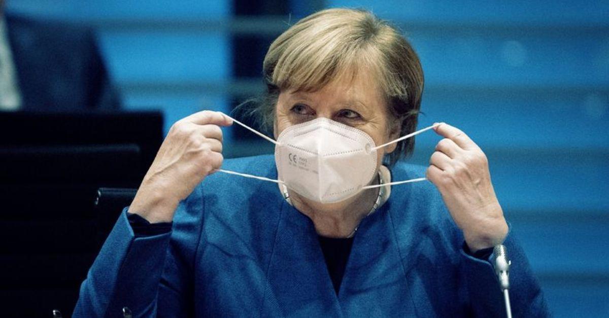 Başbakan Merkel açıkladı, Almanya'da karantina geliyor