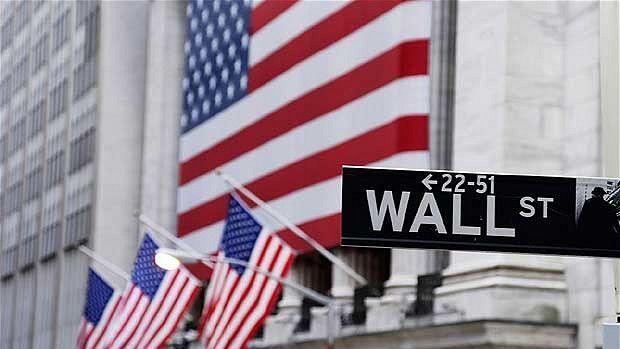 Dow Jones'ta 4 ayın en sert düşüşü