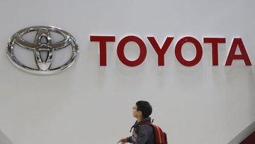 Toyota'nın küresel üretimi son 9 aydır ilk kez artış göst...
