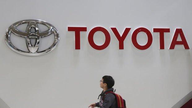 Toyota'nın küresel üretimi son 9 aydır ilk kez artış gösterdi