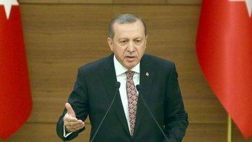 Erdoğan: Yeni bir ekonomik kurtuluş savaşı veriyoruz