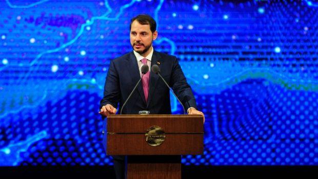Berat Albayrak'tan istifa paylaşımı