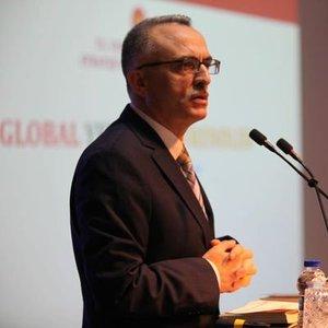 YENİ TCMB BAŞKANI AĞBAL BANKA GENEL MÜDÜRLERİ İLE TOPLANDI
