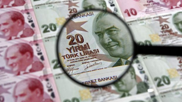Türk Lirası'nda 2 yılın en hızlı yükselişi