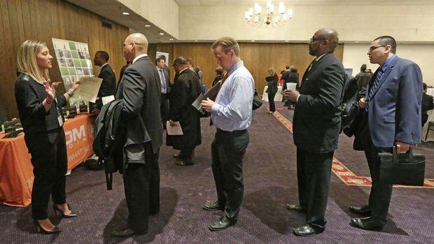 ABD'de işsizlik başvuruları Mart'tan beri en düşük seviyede