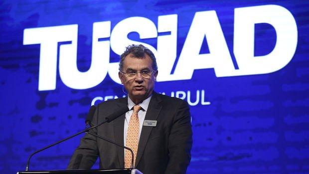 TÜSİAD Başkanı Kaslowski: Risk priminin düşürülmesi olumlu etkiler yaratacak