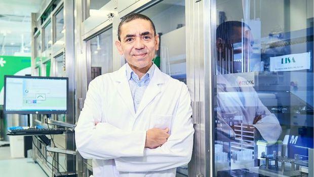 BioNTech/ Şahin: Aşı Aralık ortasında uygulanmaya başlanacak