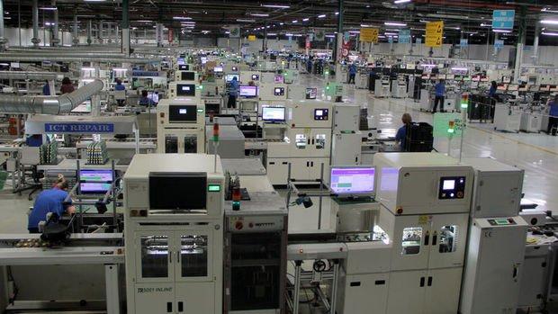 Sanayi üretimi Eylül'de beklentiye paralel