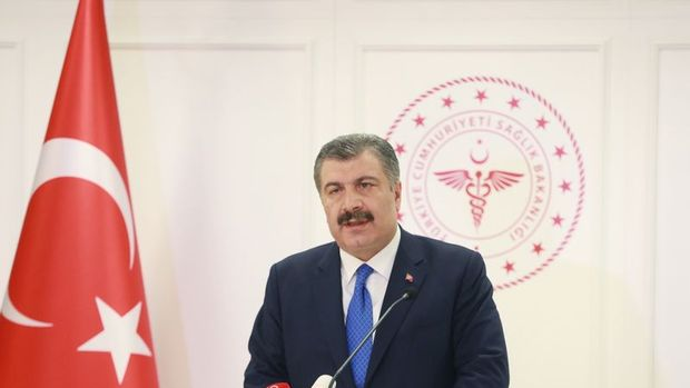 Son 24 saatte 3 bin 45 kişiye Kovid-19 hastalık tanısı konuldu