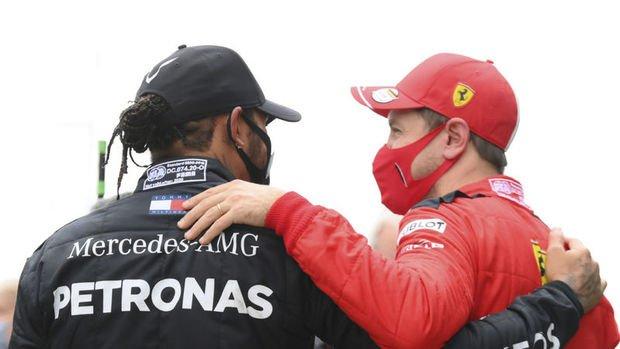 Formula 1 Türkiye ayağını Hamilton kazandı
