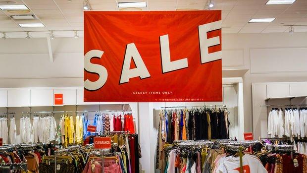 ABD'de perakende satışlar 6 ayın en zayıf artışını yaptı