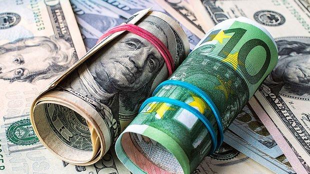 Euro ödemelerde doları tahtından etti