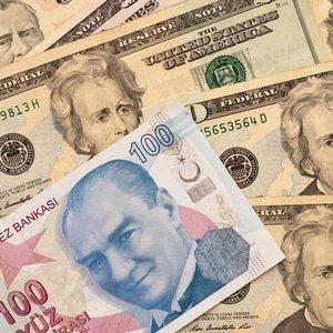 """DOLAR/TL """"TCMB"""" SONRASINDA SERT DÜŞTÜ"""